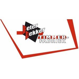 Timmerfabriek Peter Dekker B.V. logo