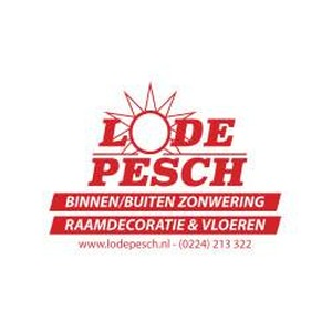 Lode Pesch Zonwering logo