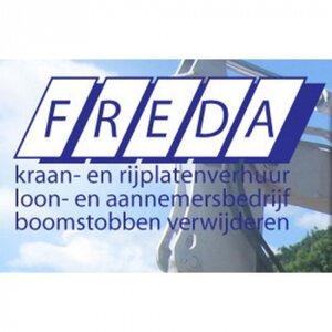 Freda Kraanverhuur logo