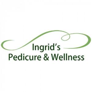 Ingrid's Pedicure & Wellness logo