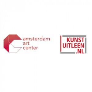 Amsterdam Art Center - KUNSTUITLEEN.NL logo