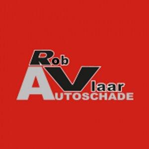 Rob Vlaar Autoschade logo