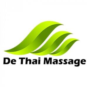 De Thai Massage logo