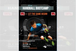 Hollandia T organiseert handbal Bootcamp