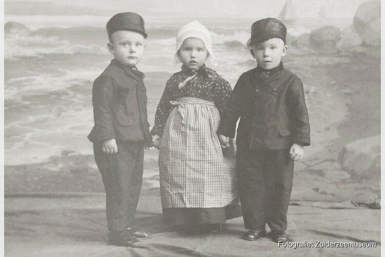 'Jong gekleed, oud gedaan' in het Zuiderzeemuseum