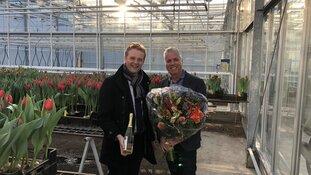 Proeftuin Zwaagdijk, trotse winnaar Westfriese Ondernemersprijs