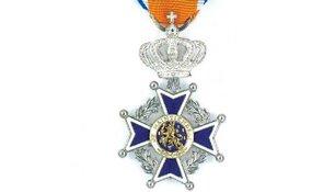 Aanvragen koninklijke onderscheiding/lintje 2019