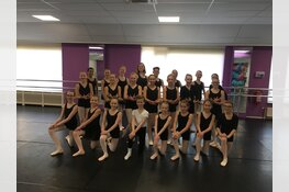 Leerlingen Balletschool Heerhugowaard dansen mee met The Royal Moscow Ballet in Cool