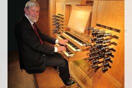 Orgelconcert Dirk Out in Hervormde kerk Venhuizen
