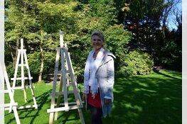 Expositie Anja Bulthuis & muziek van P(i)eter Pan  bij Kunst in de Kas