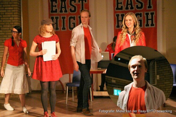 Langedijker Lars van der Meer speelt hoofdrol in Disney's High School Musical!