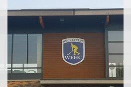 WFHC Hoorn: Heren winnen, dames onderuit