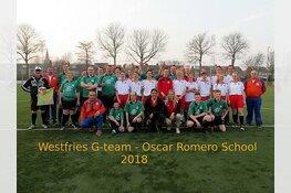 Westfries G team maakt zich op voor internationaal toernooi