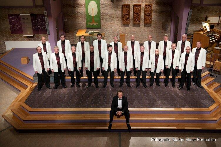 Martin Mans Formation in Gereformeerde kerk te Andijk