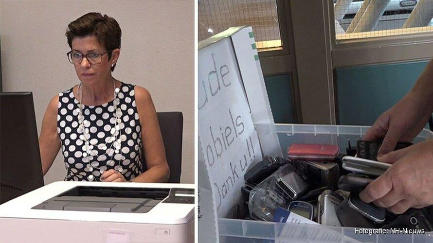 Sandra uit Wervershoof verzamelt mobieltjes voor onderzoek naar spierziekte