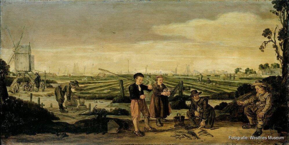 Lage Landen brengt parels uit het Rijks naar Hoorn
