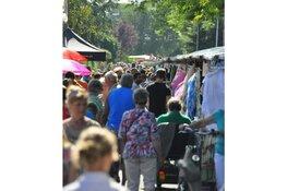 Gezellig! Jaarmarkt in Andijk op 13 juni.