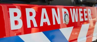 Brand in garagebox onder restaurant Medemblik