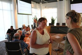 Indrukwekkende hoeveelheid ideeën in Avenhorn; dorpsgesprek tussen bewoners en College B&W