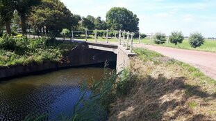 Vervanging brug Abbekerk