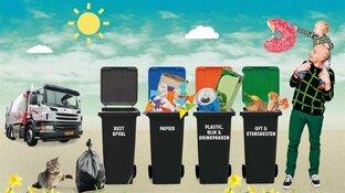 Basisscholen Hoorn gaan afval scheiden
