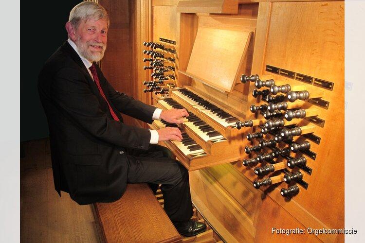 Orgelconcert Dirk Out op 22 juli in Middenbeemster