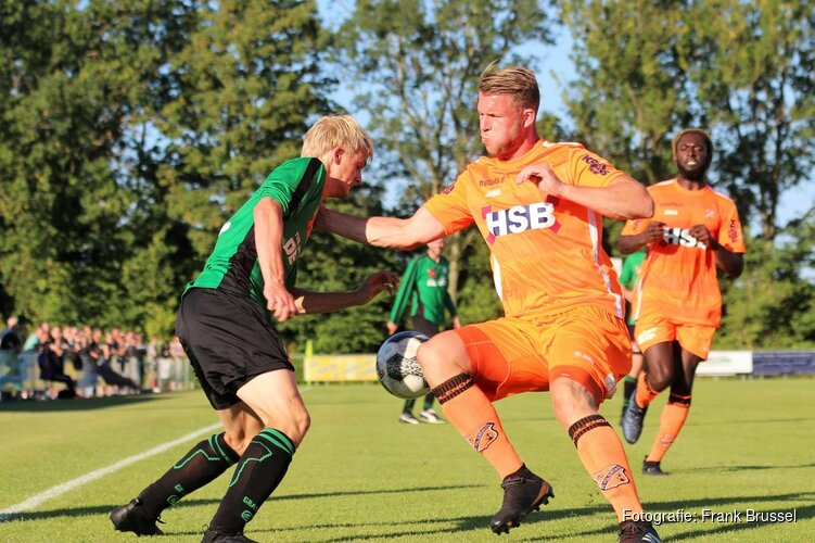FC Volendam verslaat Grasshoppers