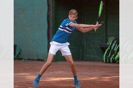 Westfries tennistalent Wester Klerk 2e op NK t/m 14 jaar