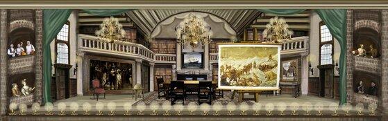 Theaterlezing De Verwonderingh: duizelingwekkende ontdekkingsreis door grote en kleine wonderen van de Gouden Eeuw