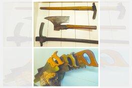 Expositie over hout en bewerking nadert einde in museumboerderij Hoogwoud