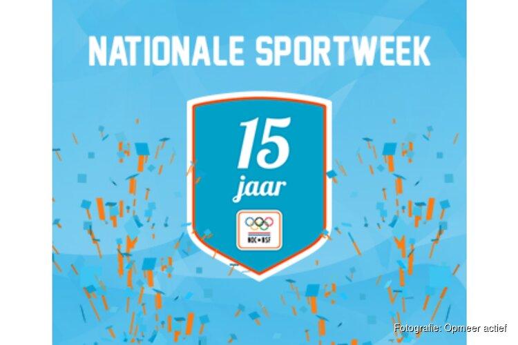 Nationale Sportweek Opmeer