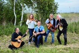 Uniek Keltisch jubileumconcert in Kasteel Radboud in Medemblik voor het 20-jarig bestaan van Baloney Celtic Music