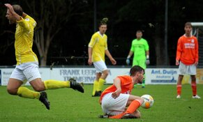 Hugo Boys en Westfriezen in evenwicht (1-1)