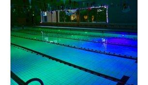 Onderwaterverlichting voor zwembad de Kloet