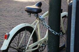 """Drechterland zet in op fietspreventie: """"Geef je fiets niet cadeau, gebruik een extra slot."""""""