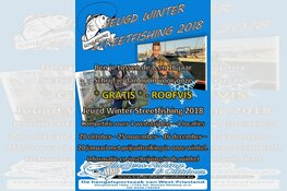 Jeugd Winter Streetfishing-competitie bij Treffers Fishing & Outdoor