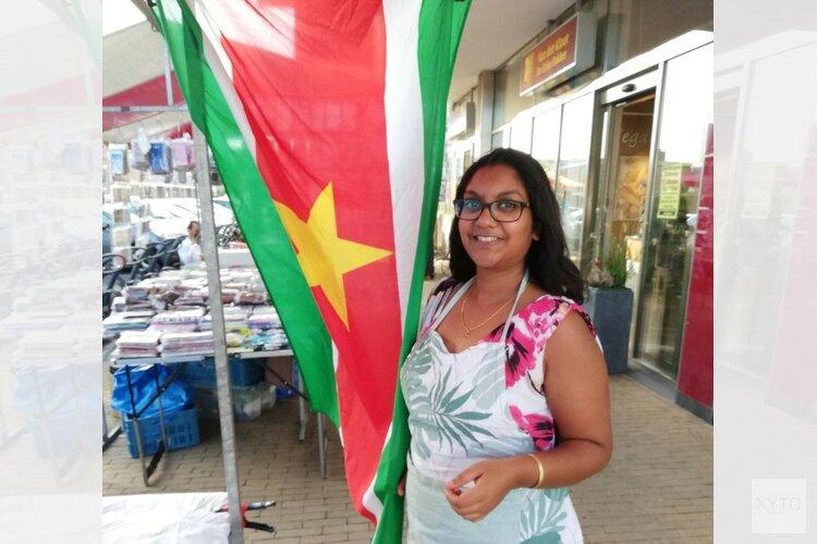 Roseline Schilder verovert markt met Surinaams eten