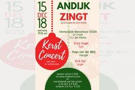 Andijk zingt naar de Kerst met EDOZA op 15 december