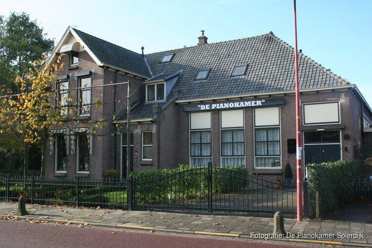 The Herons op 24 november in De Pianokamer in Spierdijk