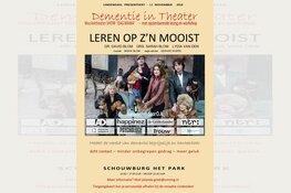 Lindendael organiseert theatervoorstelling