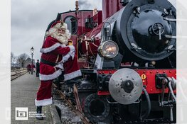 Sfeervol Tijdreizen met Kerst Express