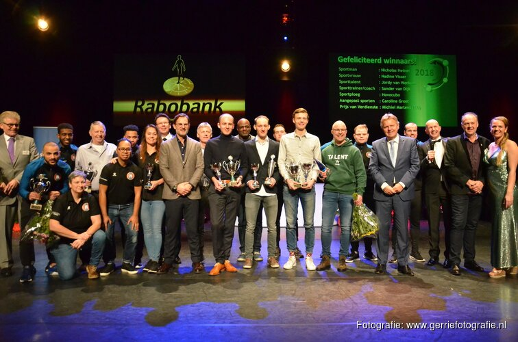 Westfriese Sportverkiezingen nog altijd een succes