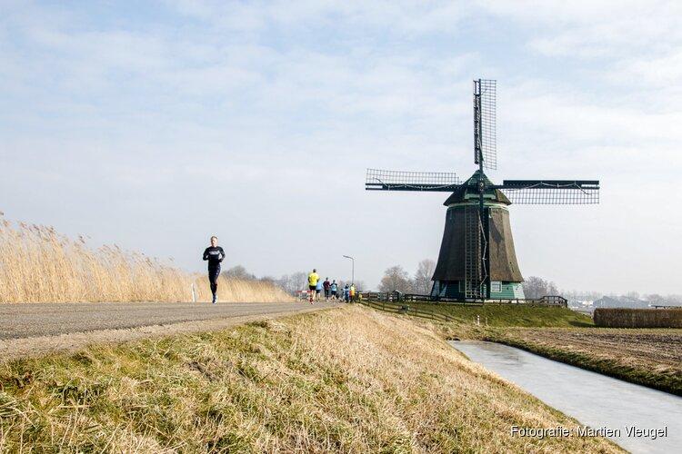 Lekker lopen in de vroege lente: 3 maart Runnersworld-Polderloop ARO Obdam