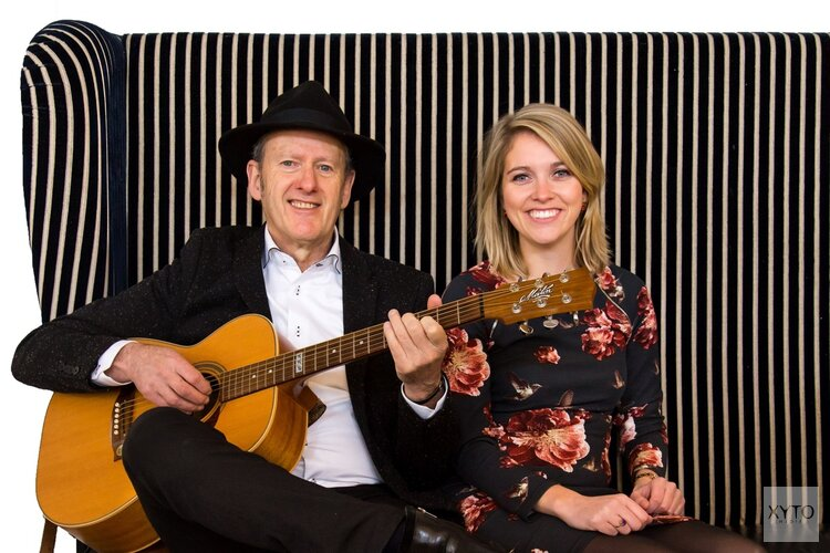 'Hans & Renate unplugged' in 't Kerkhuys zaterdag 9 februari 2019