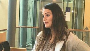 """Nikki Lee blij met veroordeling afperser: """"Dit is een mooi signaal"""""""
