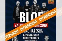 Live in Hoorn in recordtempo uitverkocht