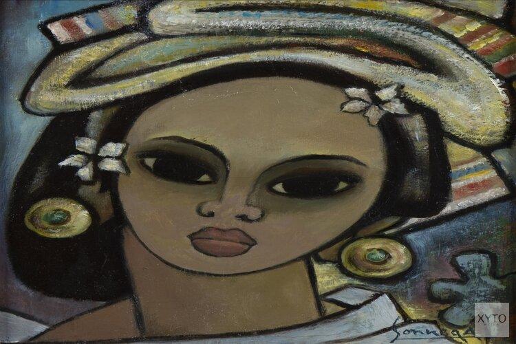 Indisch Palet: 50 kunstwerken van 20 kunstenaars