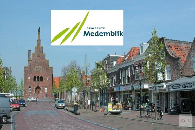 """Bestemmingsplan """"Woningbouw DEK-terrein Medemblik"""" onherroepelijk"""