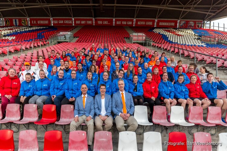 Special Olympics Team NL is klaar voor de World Games 2019 in Abu Dhabi