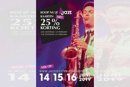 Voordeel Jazz Festival Enkhuizen voor liefhebbers en lovebirds
